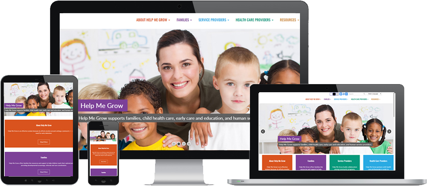 MPI Powered Responsive Websites