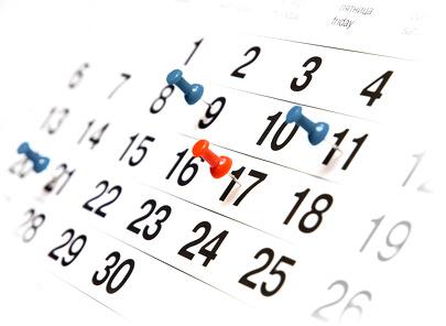 On Schedule; Always!